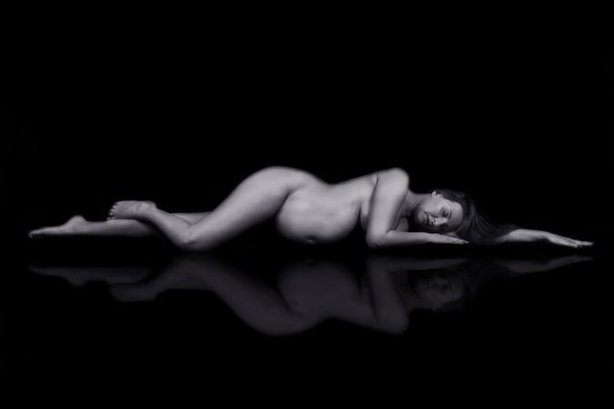 photographe grossesse thonon
