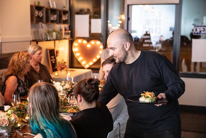 Coast Mental Health Culinary Skills Training Program