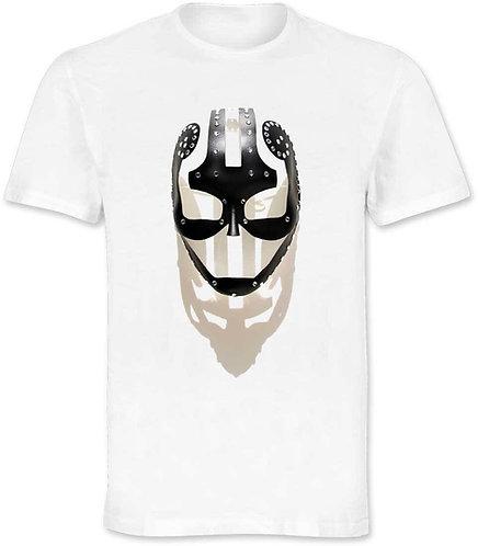 Maglietta stampa maschera effetto 3D by ArtAndFashion Sportelli