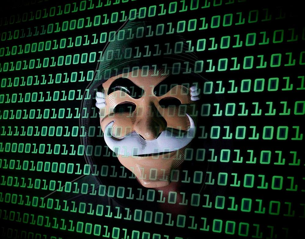 Mr Robot Hacker Mask
