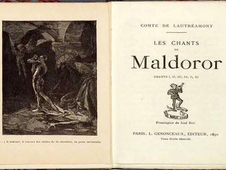 I Canti di Maldoror illustrati dalla gif di RedHawk