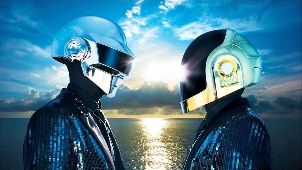 Daft Punk - Maschere - Schermi