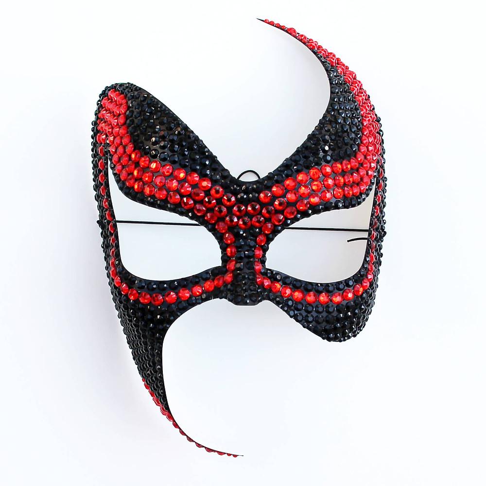 maschera sexy, maschera fetish, maschera gioiello