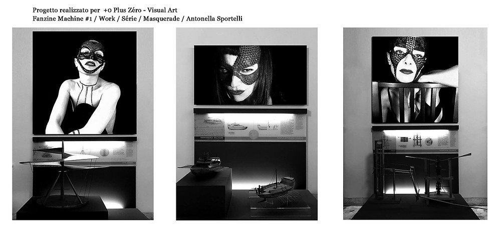 +0 Plus Zéro - Visual Art - Antonella Sportelli - 2