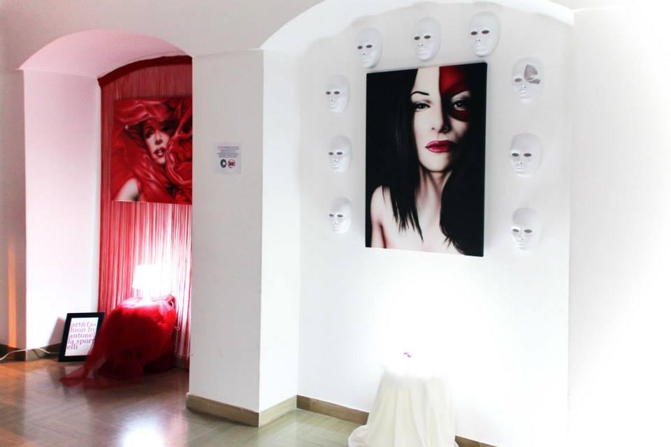 Mostra Quadri Moderni - ArtAndFashion by Sportelli
