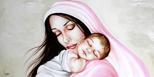Capezzale Maternità in Rosa