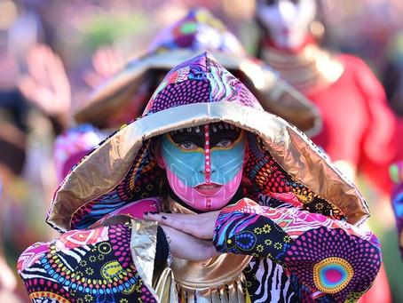 Carnevale Estivo. Che maschera metto? Idee in costume.
