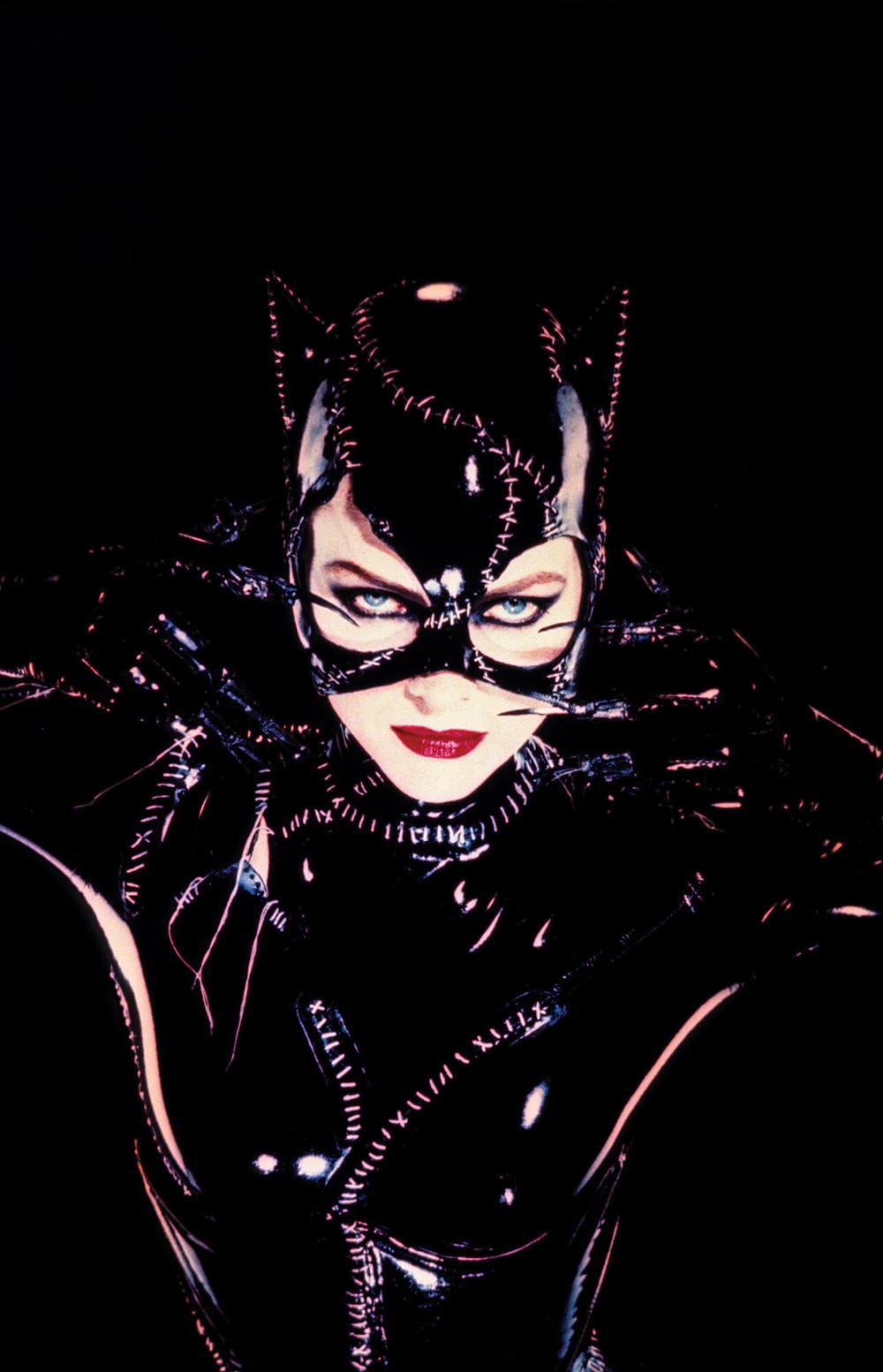 Catwoman, Michelle Pfeiffer interpreta Catwoman