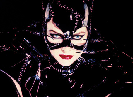 Catwoman - Mask