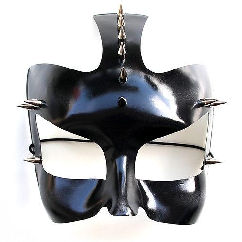 Maschera nera fetish