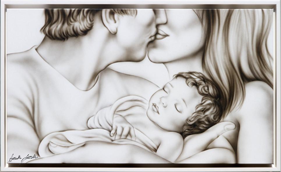 capezzale famiglia moderna by ArtAndFashion by Sportelli