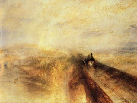 Turner - Pioggia, vapore e velocità