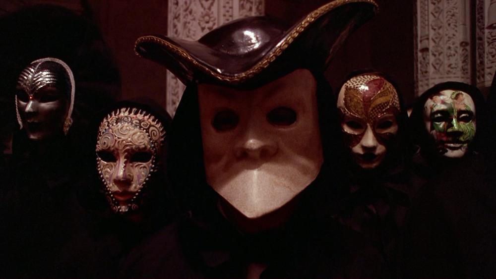 maschere film Kubrick