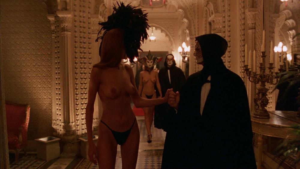 maschere Kubrick, scene dal film Eyes Wide Shut, Eyes Wide Shut, stanley kubrick, maschere veneziane