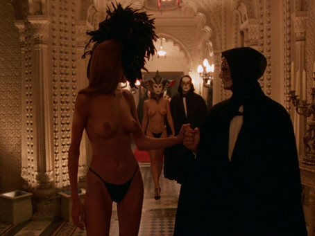 Le eleganti maschere di Eyes Wide Shut