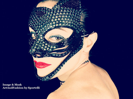 Couture Mask - Maschere eleganti, sexy, fetish ma soprattutto seduttive ed artistiche :)