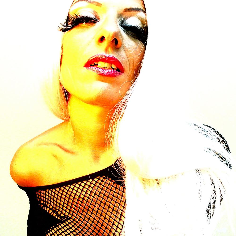 fotografia arte concettuale ritratto donna