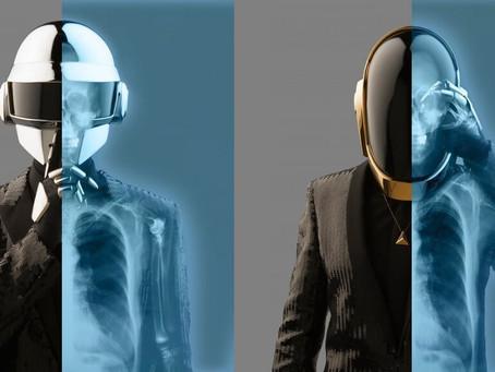 Le strepitose maschere dei Daft Punk