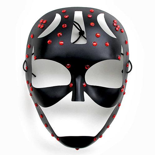 Maschera elegante e sexy in stile Alexander McQueen