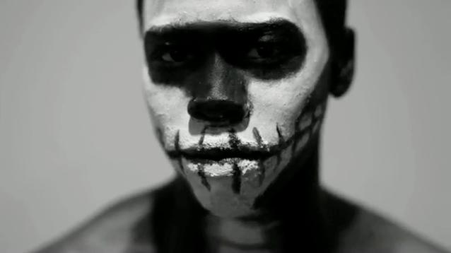 Skull Mask - Gil Scott Heron