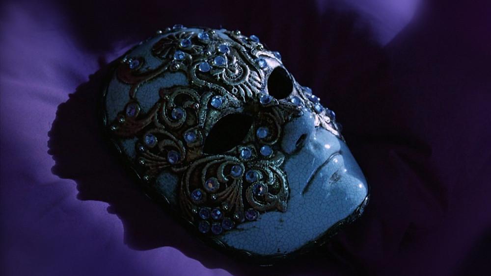 maschera Franco Ceccamore, maschera protagonista Eyes Wide Shut