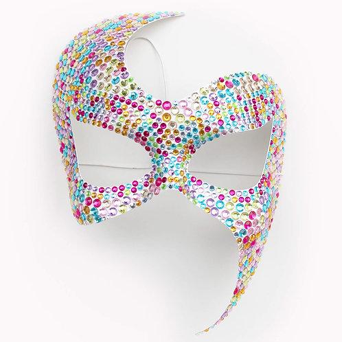 Maschera elegante trippy
