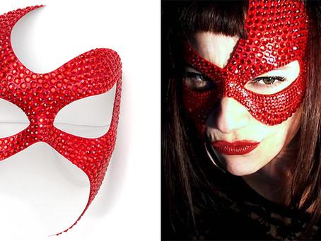 Maschera sexy per San Valentino