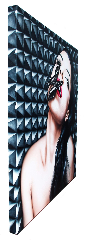 quadro moderno donna