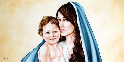 Maternità Sacra Moderna