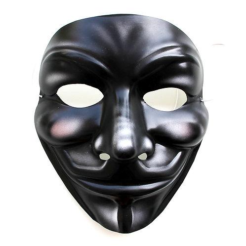 Maschera V per Vendetta nera