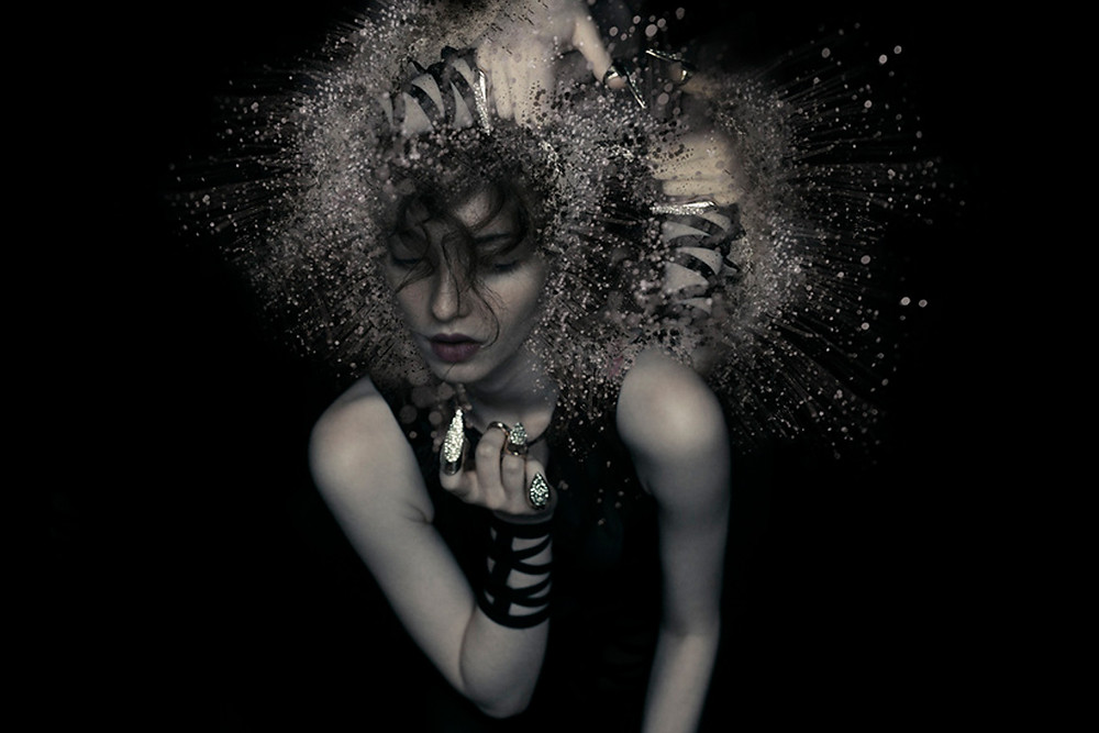Nadia Wicker photo art