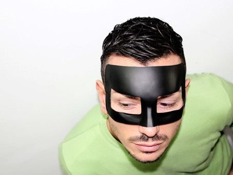 Couture Mask - Man