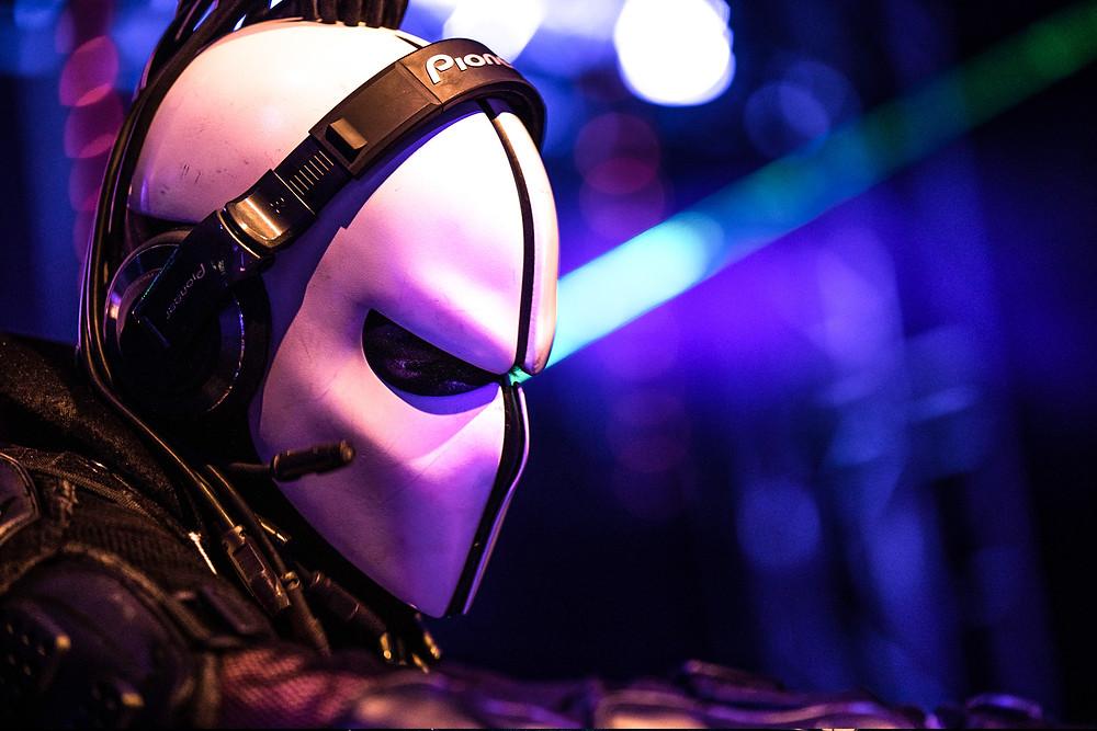 Zardonic DJ mask