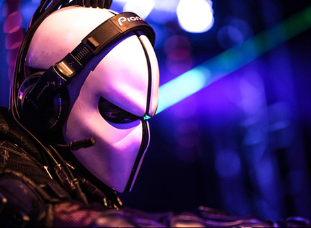 Le maschere da DJ