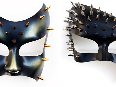 Maschere BDSM - Collezione ArtAndFashion by Sportelli