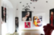 Galleria d'arte quadri moderni ArtAndFashion by Sportelli