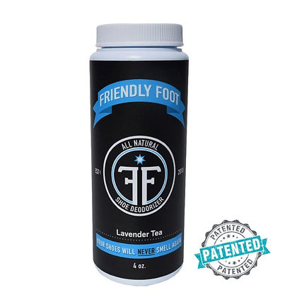 FRIENDLY FOOT SHOE DEODORIZER