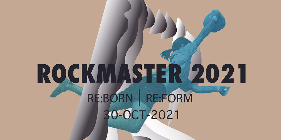 The Player RockMaster Bouldering Championships 2021