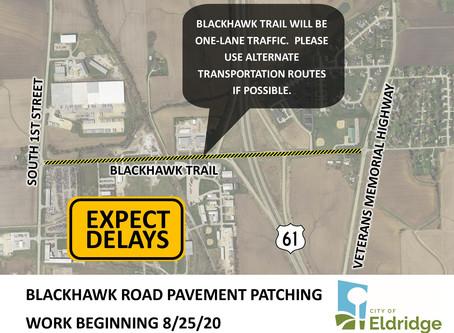 Blackhawk Trail Construction