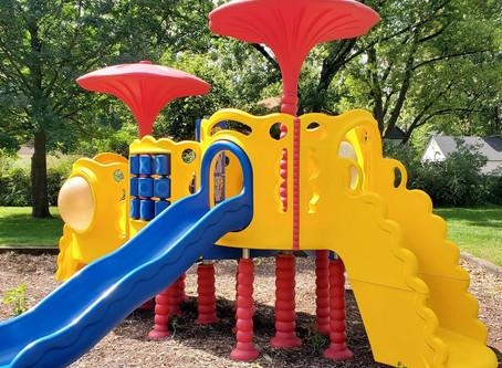 Franklin Park Play Equipment Up for Bid until Sept 17!