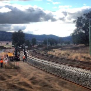 Passing Loop Construction