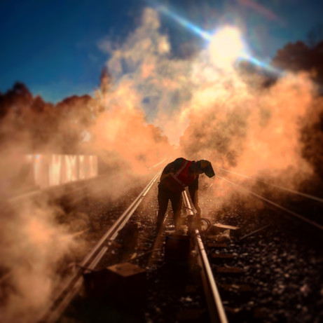 Aluminothermic Welding - Rail Track Maintenance