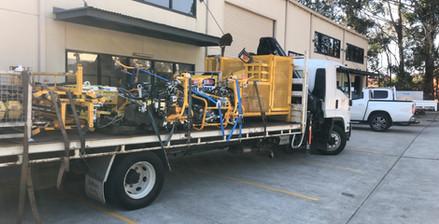 I M Rail Equipment