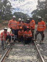 I M Rail Skilled Track Staff