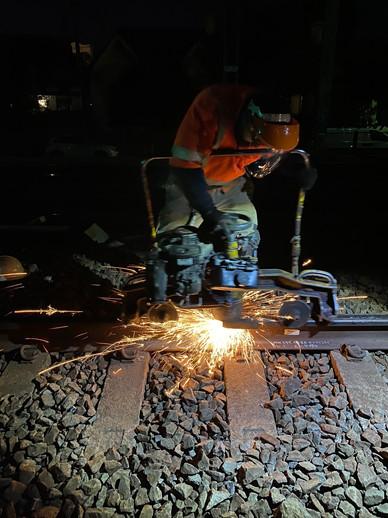 Rail Profile Grinding