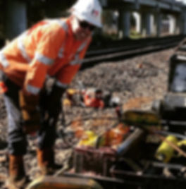 Railway free weld - Railway Welding and Construction