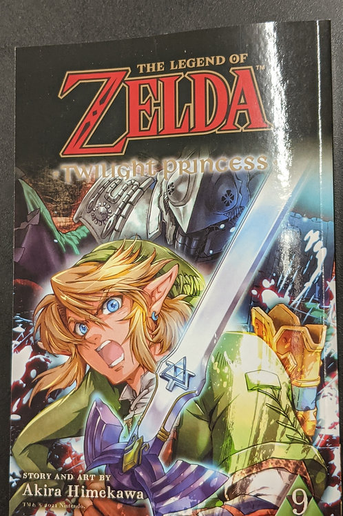 The Legend of Zelda: Twilight Princess, Vol. 9