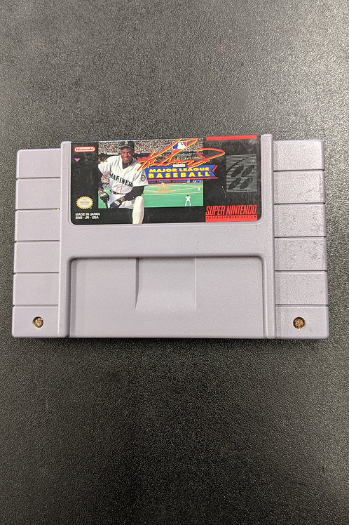 Ken Griffey Jr Presents Major League Baseball