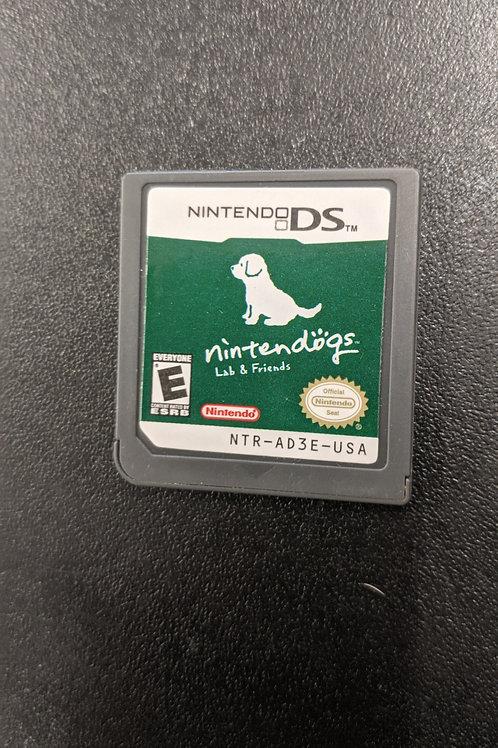 Nintendogs: Lab and Friends