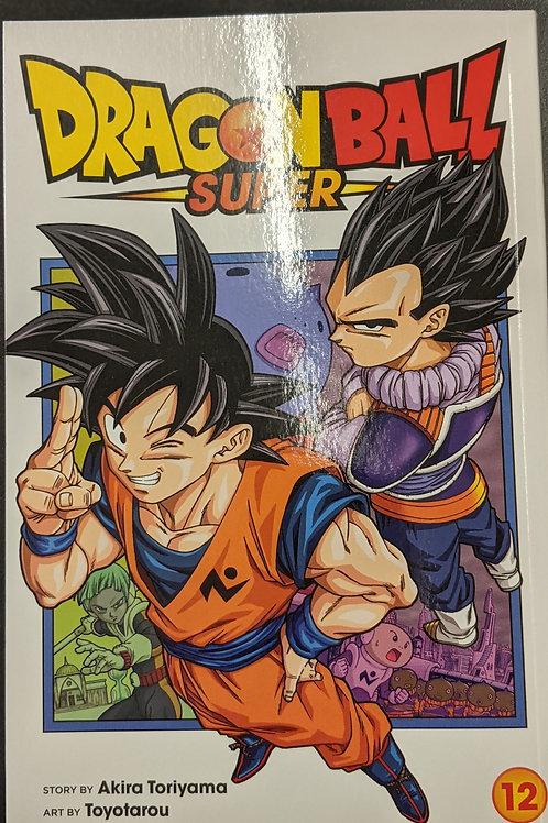 Dragon Ball Super, Vol. 12